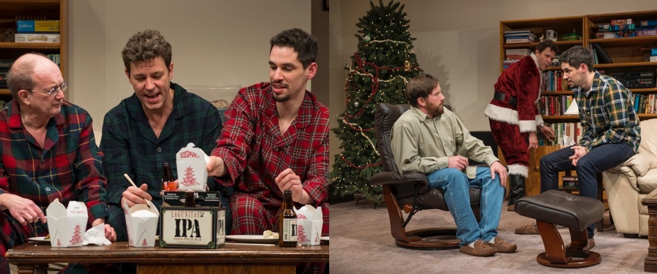 ATG Ryan Hallahan as Drew in Straight White Men - Steppenwolf Theatre Company